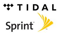 Sprint and the music streaming service, Tidal are joining forces.