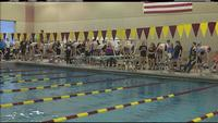 Section 6A Swimming and Diving Meet