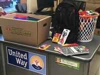 "United Way Kicks Off ""Stuff the Bus"" for Superior, Lake Superior School District"