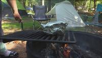 Camping season is here and community members are filling up camping grounds on Memorial Day weekend.
