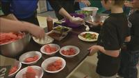 Trees of Hope: Boys and Girls Clubs of the Northland - Dinner is Served