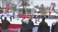 The 45th Slumberland American Birkebeiner kicked off Thursday with events for the whole family.