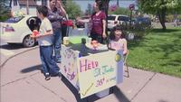 A Superior girl has been holding a lemonade stand to raise money for St. Jude.