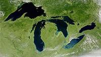 Great Lakes Water Levels Continue Surge; 2 Set Records