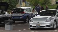 The public was able to learn more about electric vehicles with an event held in Duluth aimed at�connecting people interested in electric vehicles with those who have already bought them.