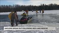 More Than 11 Rescued from Upper Red Lake
