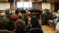 State legislators were in Duluth to hold field hearings on the Northern Lights Express passenger rail.