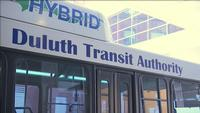 The Duluth Transit Authority is offering free rides to the Ruth House warming shelter in Superior.