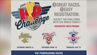 The KP Challenge includes three different races throughout the year.