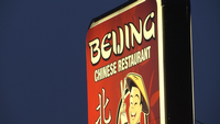 The Beijing Chinese Restaurant is set to reopen Tuesday.