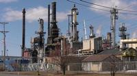 The Husky Refinery remains shut down.