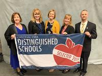 Iron River Elementary School Receives National Award
