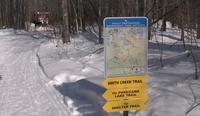 The Itasca Driftskippers are proud of new signs on their trails to help people find their way.