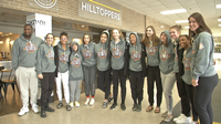 The Duluth Marshall girls basketball team had their state tournament run cut short due to COVID-19.