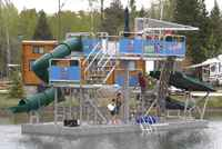 Mont Du Lac Resort opens Big Kahuna Waterpark