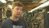 Bike maintenance is crucial to a smooth ride.