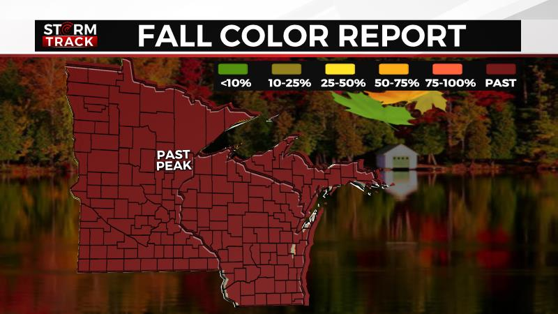 Fall Colors Forecast